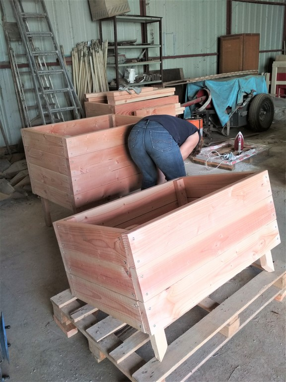 construction bac jardin therapeutique montpellier