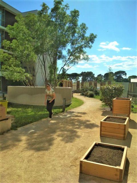 jardin therapeutique montpellier ehpad CDT- ô jardins